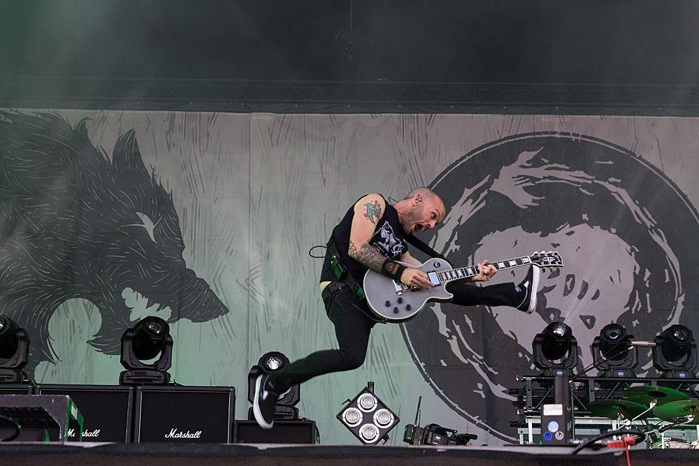 Rise Against_ (2) - Bildquelle: ProSieben