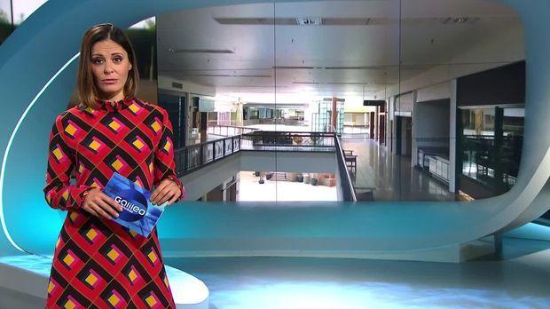 Galileo - Galileo - Samstag: Gruselig Und Gespenstisch: Wenn Große Shopping-malls Pleite Sind