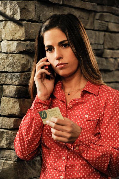 Will mehr über den Tod von Flora herausfinden: Marisol (Ana Ortiz) ... - Bildquelle: ABC Studios