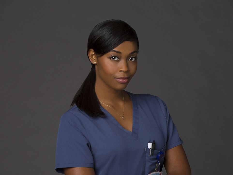 (2. Staffel) - Charlotte Piel (Nafessa Williams) lässt ihre Schauspielkarriere hinter sich, um Ärztin zu werden. Dabei machen es ihr ihre Patienten... - Bildquelle: Monty Brinton 2015 ABC Studios