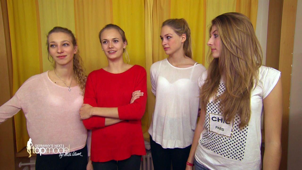 GNTM-10-Sendung03_071 - Bildquelle: ProSieben