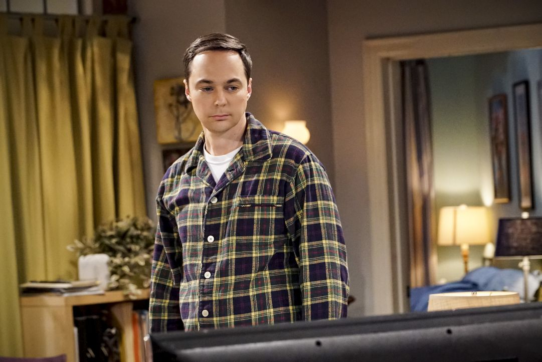 Sheldon (Jim Parsons) - Bildquelle: Bill Inoshita 2018 CBS Broadcasting, Inc. All Rights Reserved/Bill Inoshita