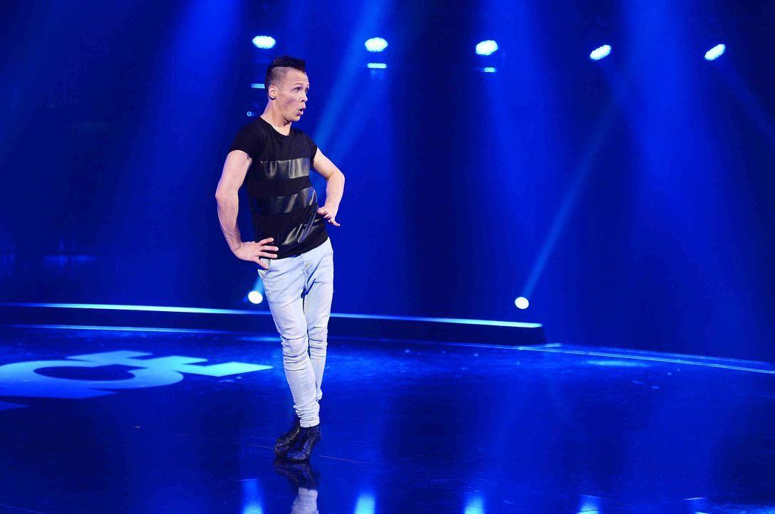 Got-To-Dance-Emil-Kusmirek-02-SAT1-ProSieben-Willi-Weber - Bildquelle: SAT.1/ProSieben/Willi Weber
