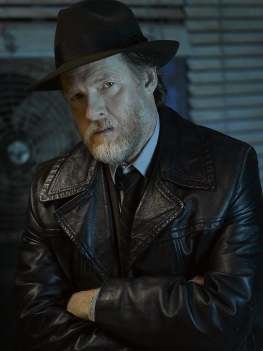 (2. Staffel) - Räumt in Gotham City auf: Bullock (Donal Logue) ... - Bildquelle: Warner Brothers