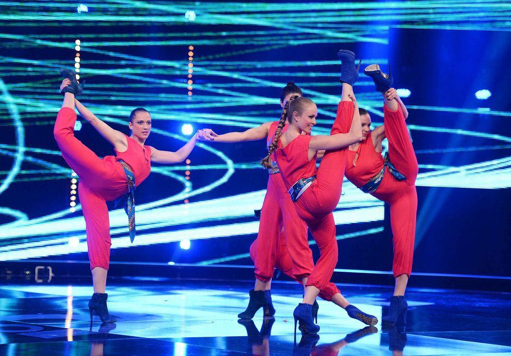 Got-To-Dance-TeKi-TeKua-03-SAT1-ProSieben-Willi-Weber - Bildquelle: SAT.1/ProSieben/Willi Weber