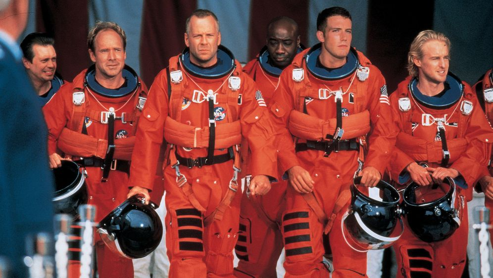 Armageddon - Das Jüngste Gericht - Bildquelle: Frank Masi Touchstone Pictures and Jerry Bruckheimer, Inc. All Rights Reserved.