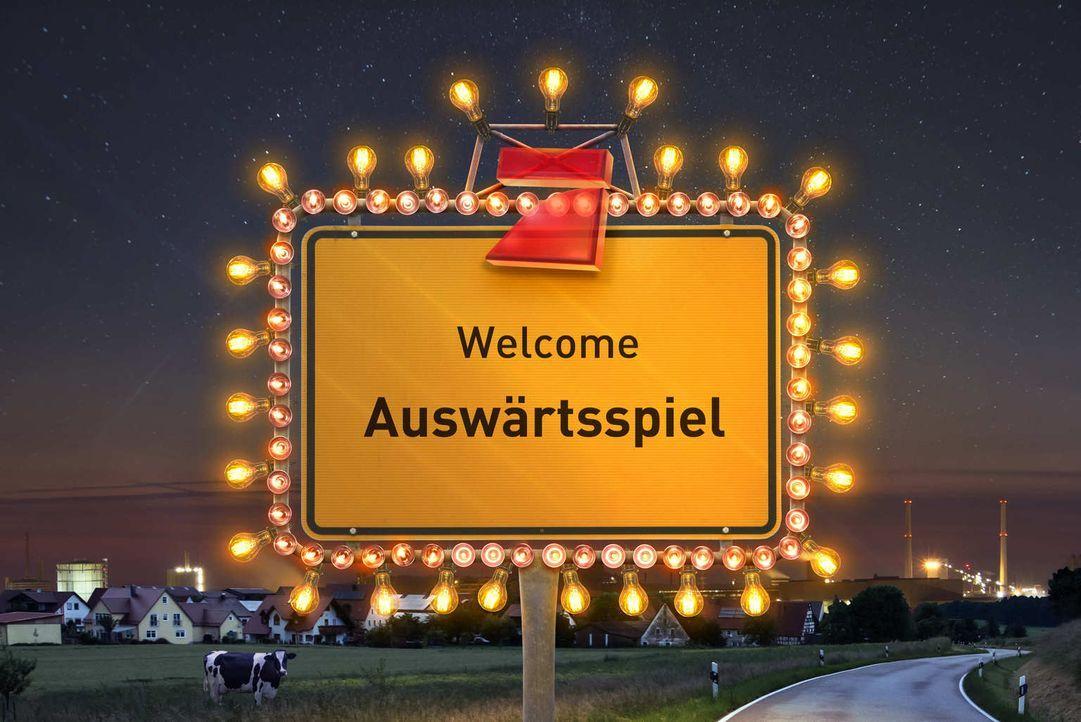 Das ProSieben Auswärtsspiel - Artwork - Bildquelle: ProSieben