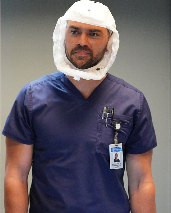 Dr. Jackson Avery (Jesse Williams) - Bildquelle: Christopher Willard 2021 American Broadcasting Companies, Inc. All rights reserved. / Christopher Willard