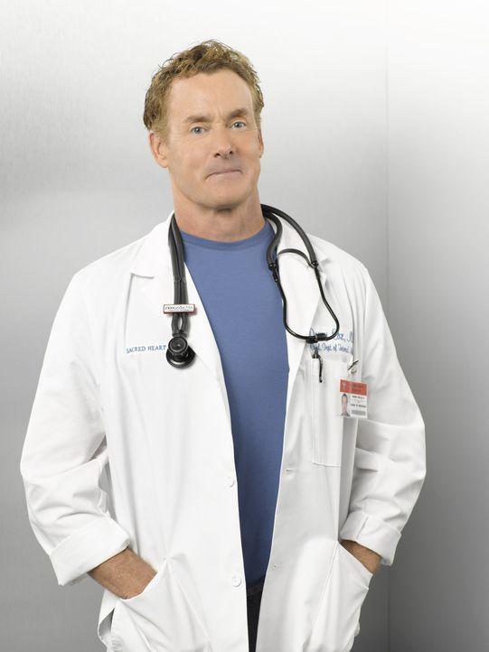 (8. Staffel) - Stationsarzt Dr. Phil Cox (John C. McGinley) zeigt nicht gerne Gefühle ... - Bildquelle: Touchstone Television