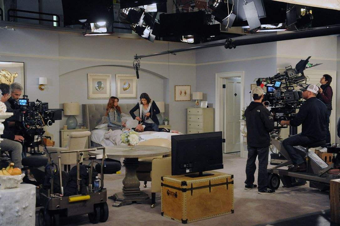 HIMYM- Behind the scenes- Rally - Bildquelle:  CBS Broadcasting, Inc. All rights reserved