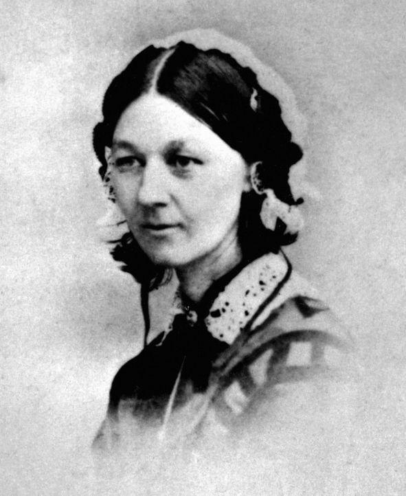 Florence Nightingale - Pflegetheorie (1860) - Bildquelle: Picture Alliance/ Empics PA