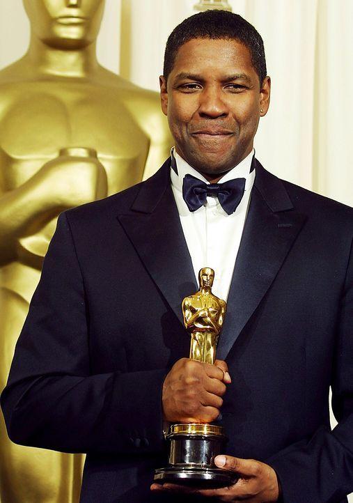 Bester-Hauptdarsteller-2002-Denzel-Washington-AFP - Bildquelle: AFP