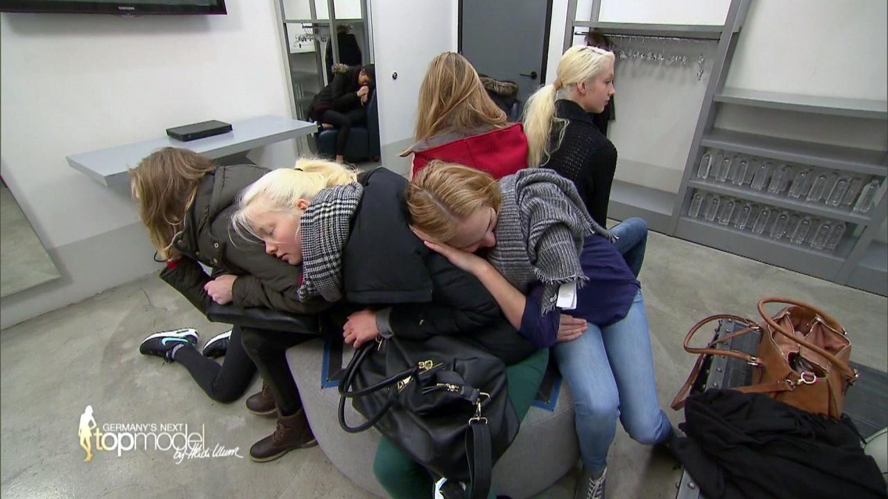 GNTM-10-Sendung07_023 - Bildquelle: ProSieben