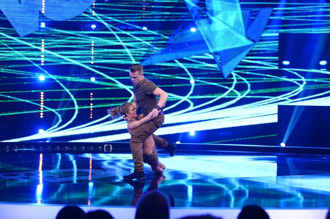 Got-To-Dance-Kim-Alex-13-SAT1-ProSieben-Willi-Weber - Bildquelle: SAT.1/ProSieben/Willi Weber