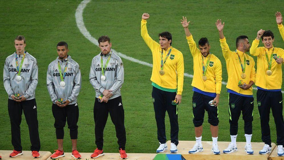 Fußball Deutschland Olympia