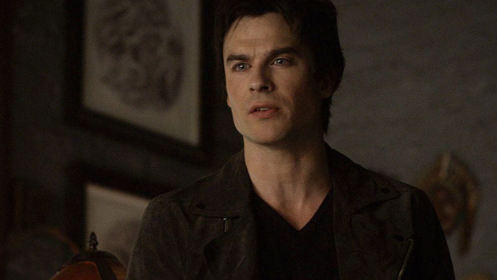 Vampire Diaries Staffel 7 Damon Droht Zu Sterben Prosieben