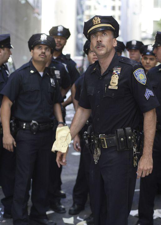 Ein ganz normaler Morgen, ein ganz normaler Arbeitstag wird für viele Millionen Menschen in New York zum Albtraum. So auch für die beiden Cops Joh... - Bildquelle: TM &   Paramount Pictures. All Rights Reserved.