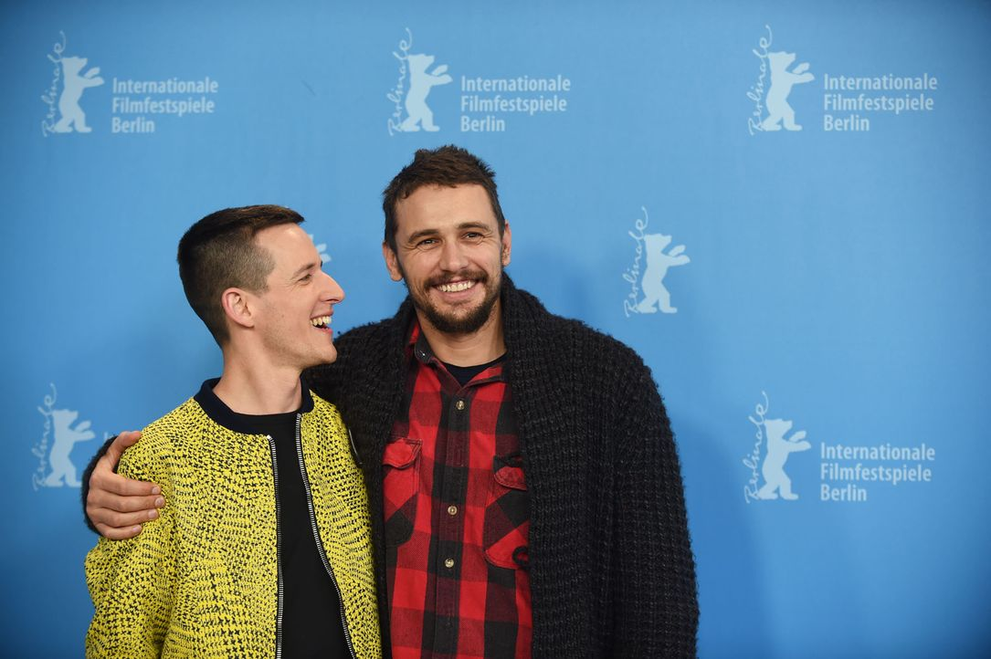 Berlinale-James-Franco-Justin-Kelly-15-02-09-dpa - Bildquelle: dpa