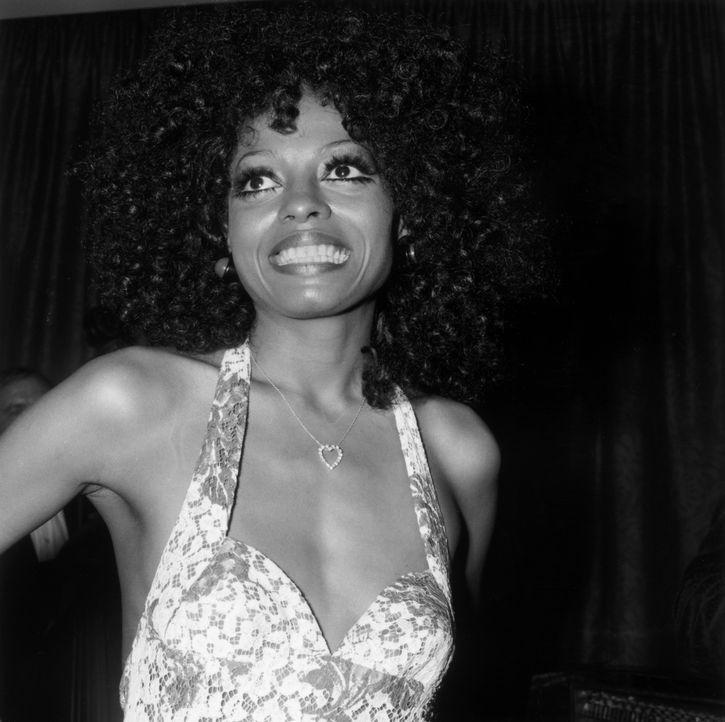 Diana Ross - Bildquelle: Evening Standard Viacom Studios UK / Evening Standard