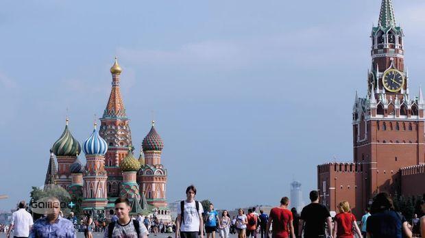 Galileo - Galileo - Sonntag: Galileo Plus: Extrem. Mächtig. Moskau!