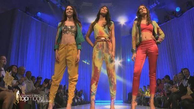 Germany S Next Topmodel Video Staffel 10 Episode 16