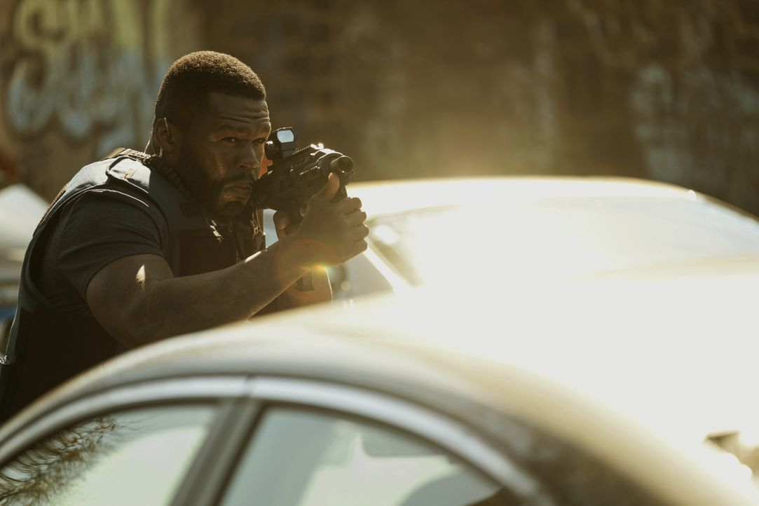 Enson Levoux (50 Cent) - Bildquelle: 2018 Concorde Filmverleih GmbH