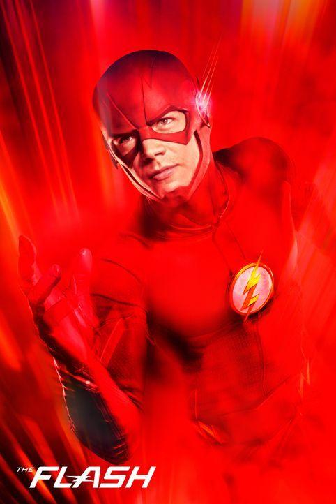 (3. Staffel) - The Flash - Artwork - Bildquelle: 2016 Warner Bros.