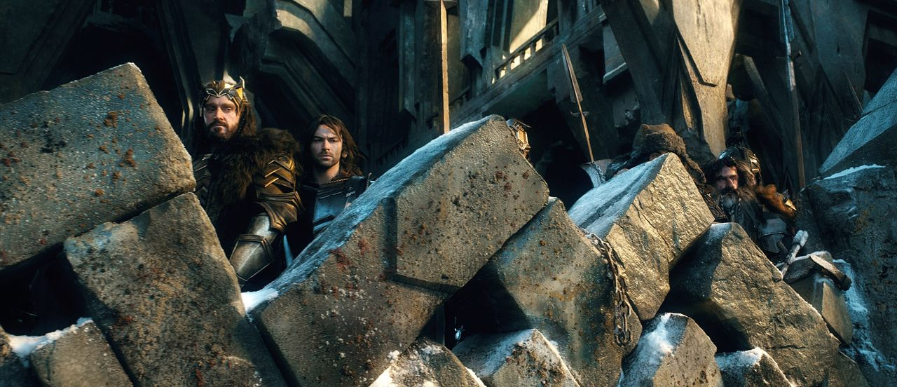 Der-Hobbit-Schlacht-der-fuenf-Heere-2-WARNER-BROS-ENT - Bildquelle: © 2014 Warner Bros. Entertainment Inc.