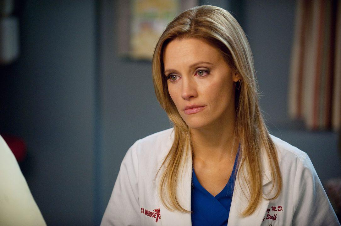 Weiß, dass es schwere Zeit auf Mason zukommen wird: Charlotte (KaDee Strickland) ... - Bildquelle: ABC Studios