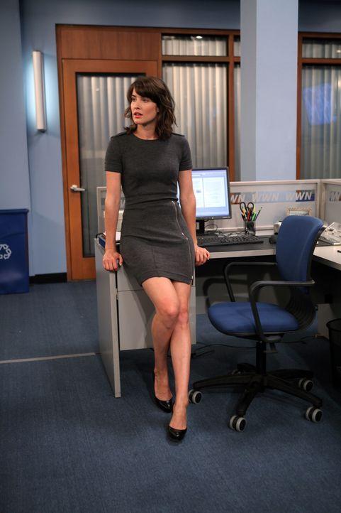 Meint sie es wirklich gut mit Barney und Nora? Robin (Cobie Smulders) ... - Bildquelle: 20th Century Fox International Television