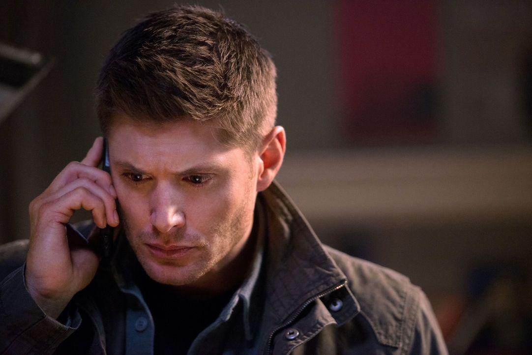 Dean (Jensen Ackles) trifft eine Entscheidung das Kainsmal betreffend, die Sam nicht einfach so hinnehmen will ... - Bildquelle: 2016 Warner Brothers