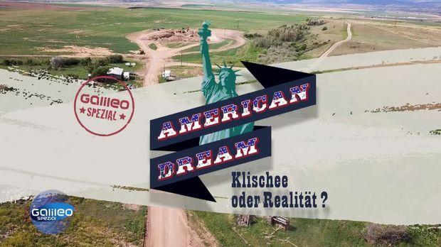 Galileo - Galileo - Sonntag: Galileo Spezial: Mythos American Dream - Keine Ausbildung, Trotzdem Reich!