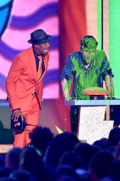 Kids-Choice-Awards-Show-150328-12-getty-AFP - Bildquelle: Kevin Winter/Getty Images/AFP