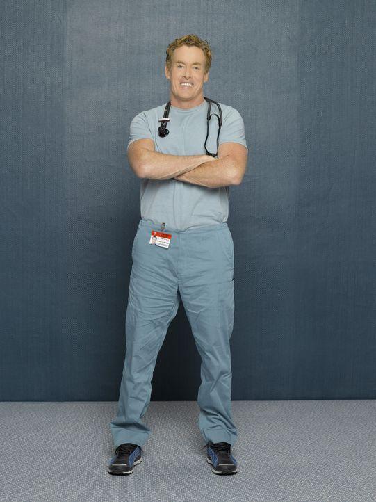 (8. Staffel) - Hält seine Schützlinge liebend gerne auf Trapp: Dr. Phil Cox (John C. McGinley) ... - Bildquelle: Touchstone Television