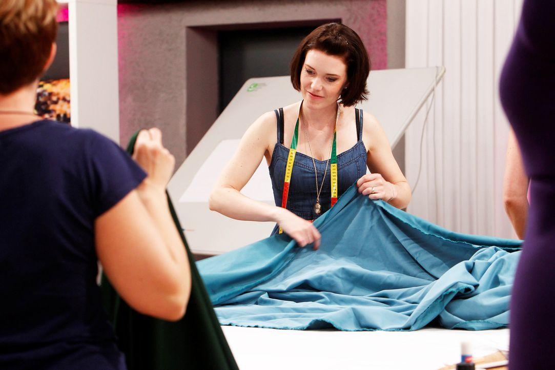 Fashion-Hero-Epi02-Atelier-44-Richard-Huebner - Bildquelle: ProSieben / Richard Huebner