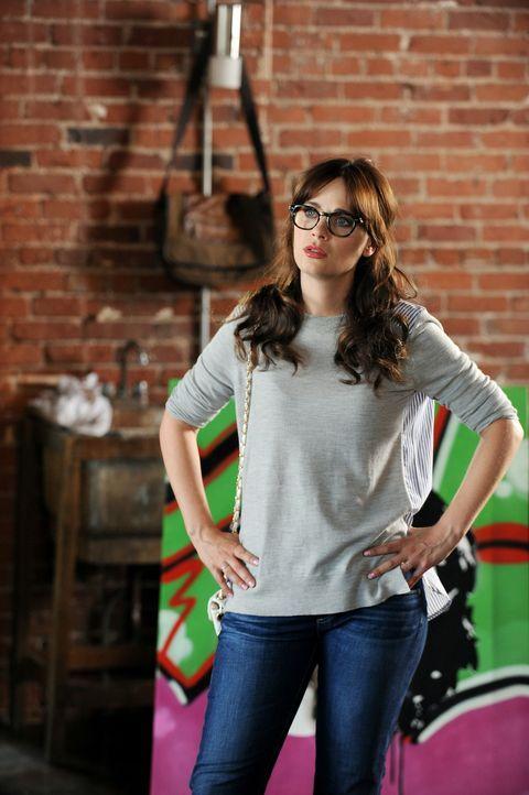 Jess (Zooey Deschanel) lässt sich auf eine Wette ein, die sie schon schnell bereut ... - Bildquelle: 2014 Twentieth Century Fox Film Corporation. All rights reserved.