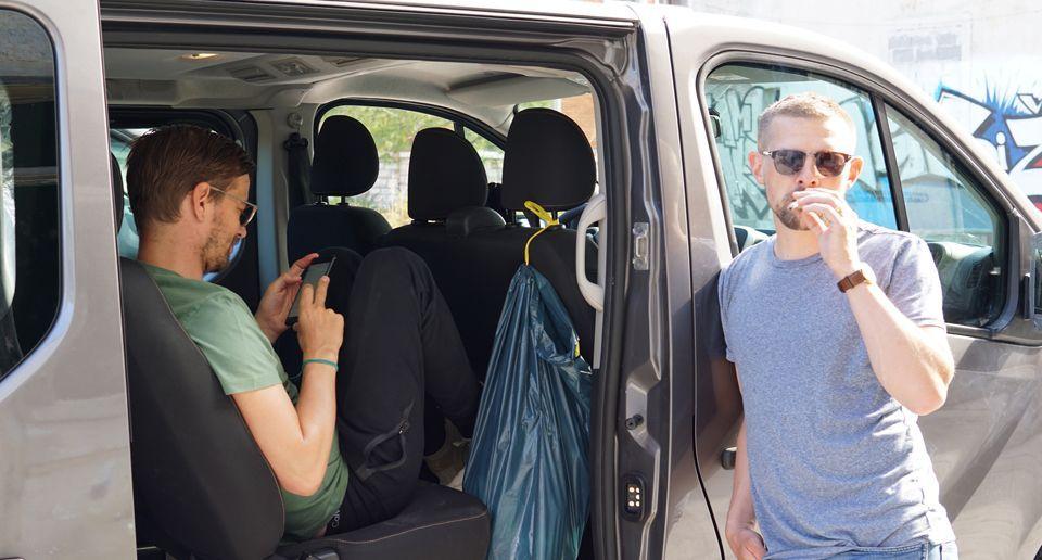 Joko_Klaas_Autobus - Bildquelle: ProSieben/FloridaTV
