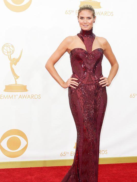 Emmy-Awards-Heidi-Klum-13-09-22-dpa - Bildquelle: dpa