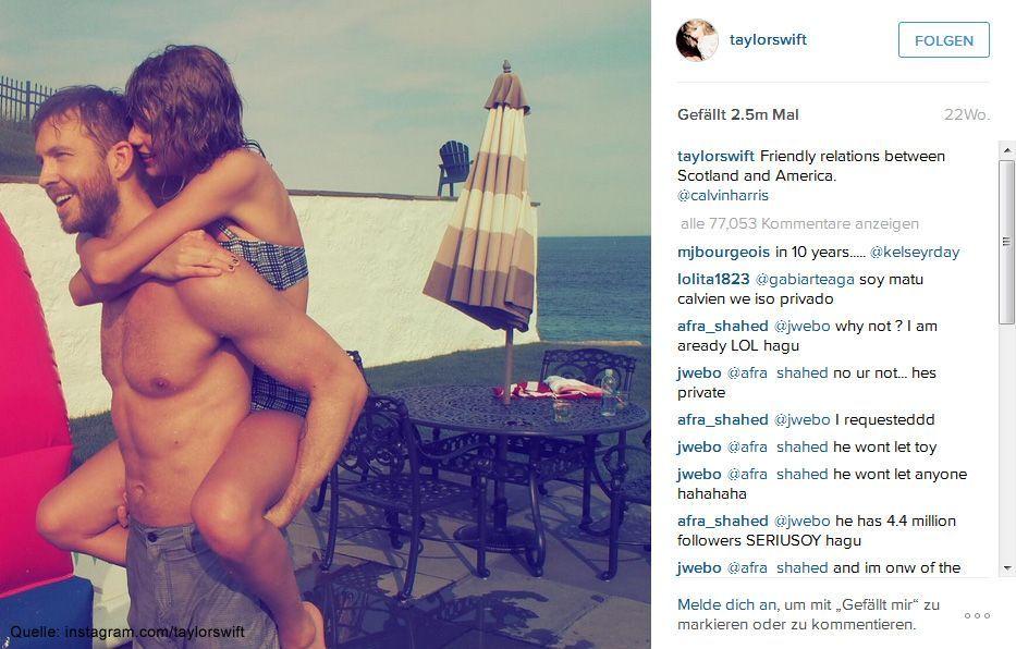 Beliebteste-Instagram-Bilder-2015-taylorswift-4 - Bildquelle: instagram.com/taylorswift
