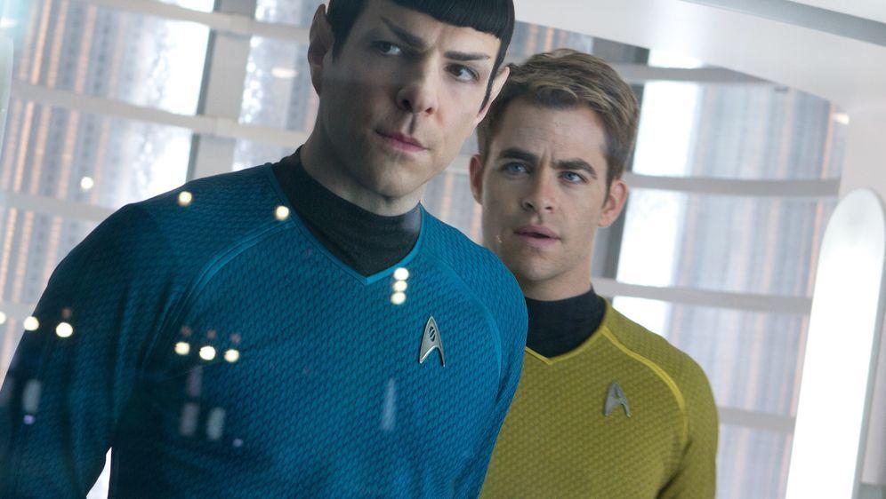 Star Trek: Into Darkness - Bildquelle: Zade Rosenthal 2013 Paramount Pictures.  All Rights Reserved.