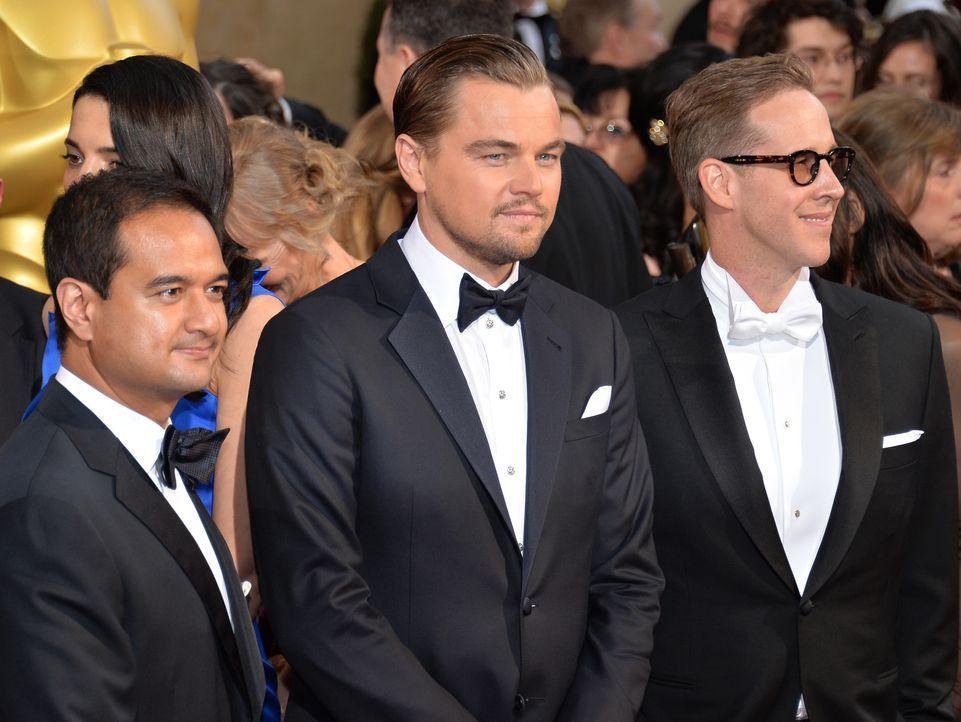 Leonardo DiCaprio - Bildquelle: getty AFP