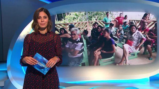 Galileo - Galileo - Samstag: Krankenhausschiff Auf Dem Amazonas