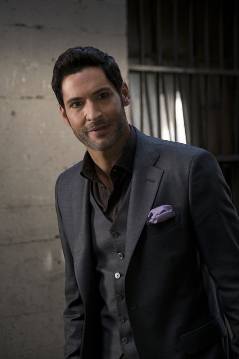 Lucifer (Tom Ellis) - Bildquelle: John P. Fleenor 2017 Fox Broadcasting Co./John P Fleenor