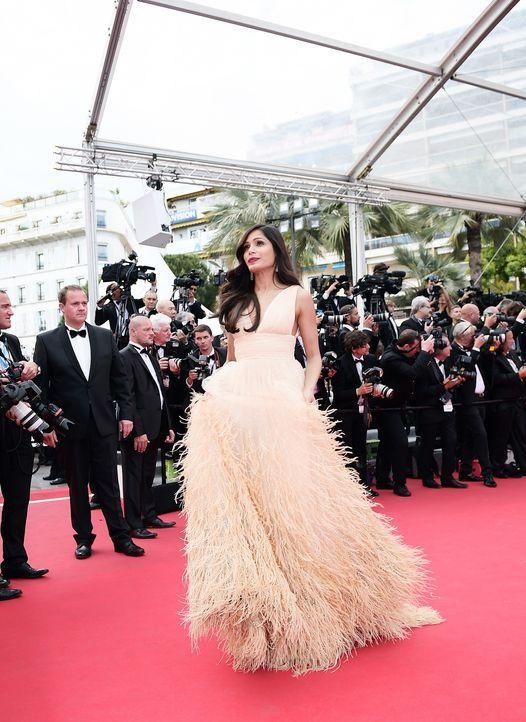 Cannes-Filmfestival-Freida-Pinto-140517-AFP - Bildquelle: AFP