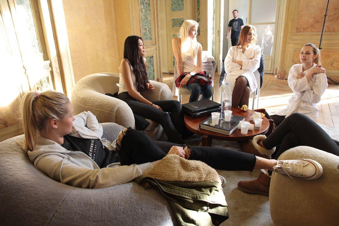 GNTM-Stf10-Epi14-Fashion-Week-Paris-121-ProSieben-Kristin-Hesse - Bildquelle: ProSieben/Kristin Hesse