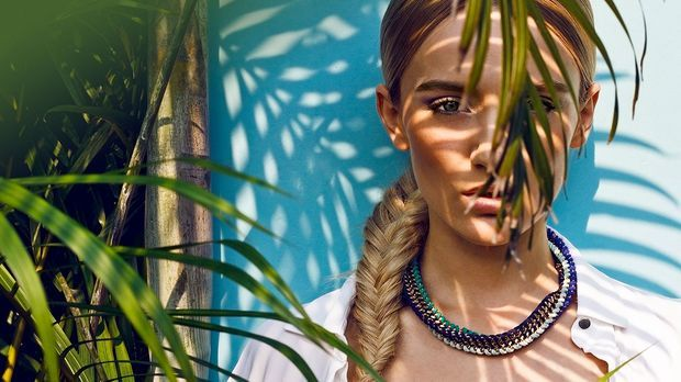 Teasy Lights - der neue Haircoloration Trend