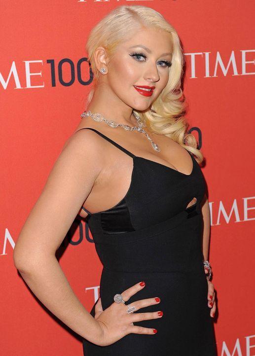 Christina -Aguilera-13-04-24-dpa - Bildquelle: dpa