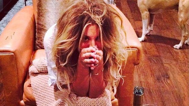 Kaley Cuoco: Absturz auf Instagram - Bildquelle: normancook - Instagram