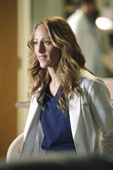 Teddy (Kim Raver) fühlt sich ohne Cristina orientierungslos und versucht, all ihre Kraft für einen sterbenden Patienten aufzubringen, der keine au... - Bildquelle: ABC Studios