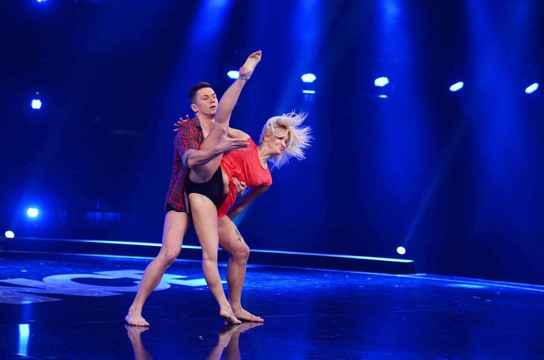 Got-To-Dance-Tanya-Oleg-03-SAT1-ProSieben-Willi-Weber - Bildquelle: SAT.1/ProSieben/Willi Weber